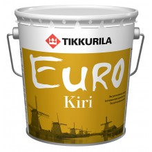 Лак алкид-уретановый  EURO KIRI гл. 2,7 л.
