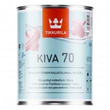 Лак для мебели Kiva 70 гл 0,9 л.