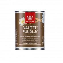 Масло Valtti Puuoljy, для дерева, 0,9л