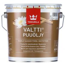 Масло Valtti Puuoljy, для дерева, 2,7л