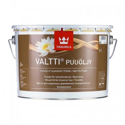 Масло Valtti Puuoljy, для дерева, 9,0л