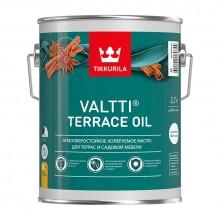Масло Valtti Terrace Oil, для террас, основа EC, 2,7 л