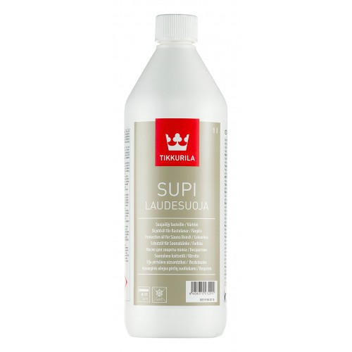 Парафиновое масло Supi Laudesuoja 1,0л.