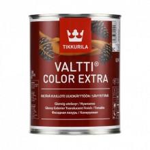 Состав Valtti Color Extra глянцевая фасадная лазурь 0,9л