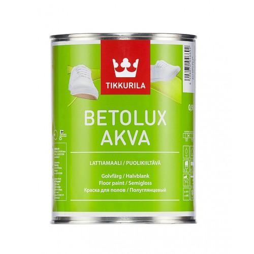 Betolux Akva База С 0.9л краска д/пола