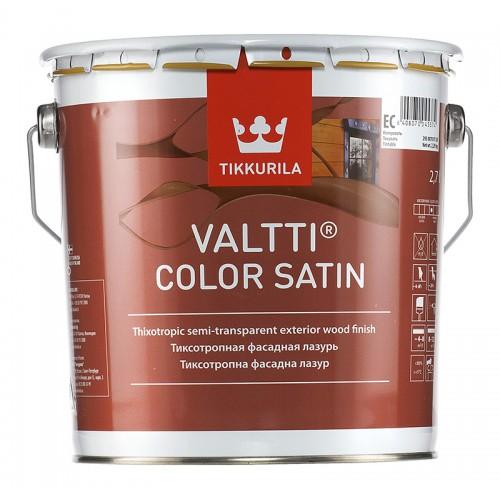Состав Valtti Color Satin лессирующий антисептик 2,7л