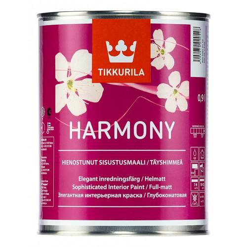Краска Harmony База С с бархатным эффектом 0.9л