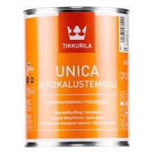 Эмаль Unica по пластмассовым поверхностям А п/гл 0,9л