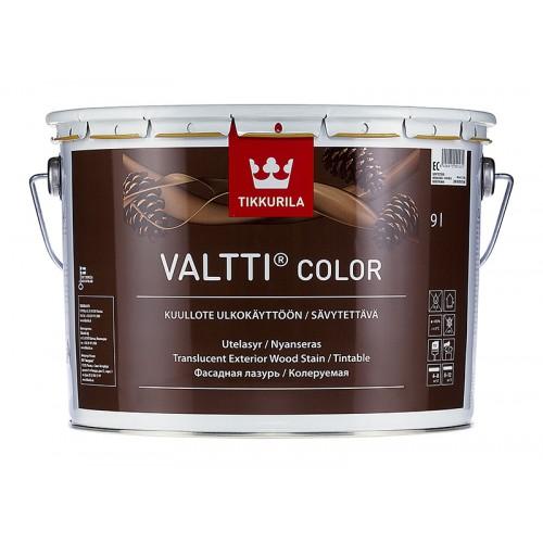 Состав Valtti Color фасадная лазурь 9,0л