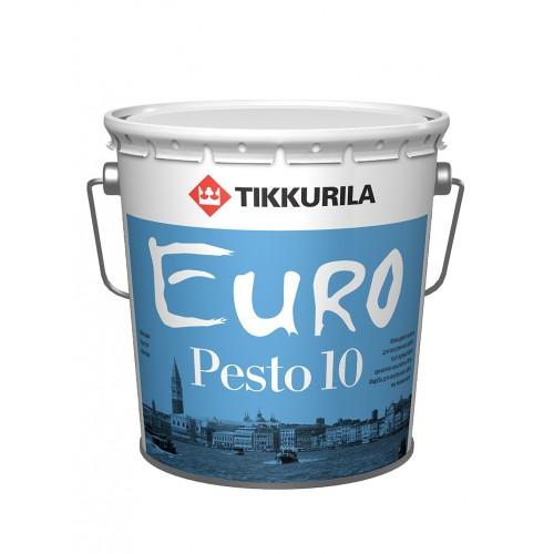 Эмаль Pesto 10 для вн. раб. А мат 2,7л