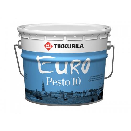 Эмаль Pesto 10 для вн. раб. А мат 9,0л