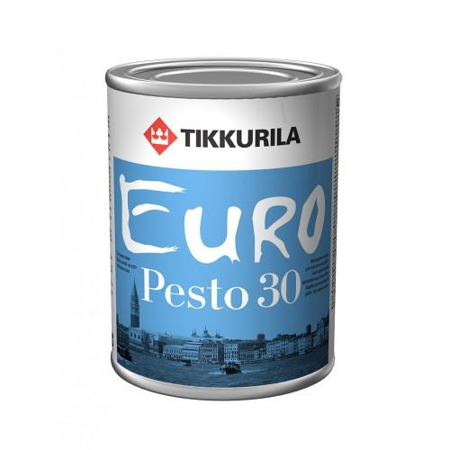 Эмаль Pesto 30 для вн. раб. База С п/м 0,9л