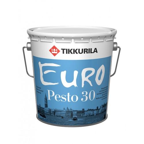 Эмаль Pesto 30 для вн. раб. A п/м 2,7л