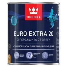 Краска Euro Extra 20 п/м А 0.9 л