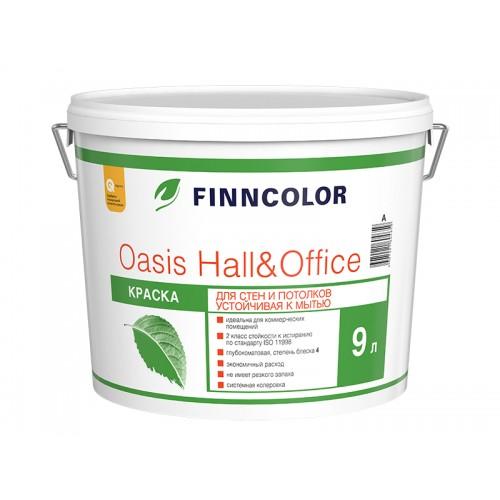 Краска Оasis Hall Office АР 9.0л