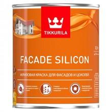 Краска Facade Silicon А фасадная 0.9л