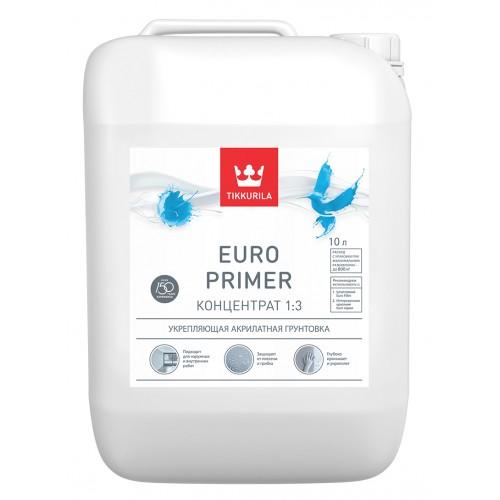 Грунтовка EURO PRIMER концентрат 10.0л