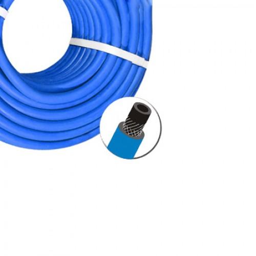Рукав резин. д/газа 14 мм синий